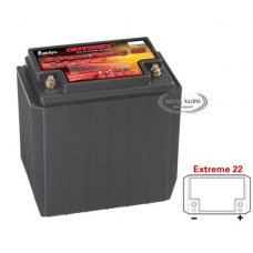 Odyssey Batteries Extreme 22