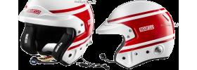 Jet Sparco Helmets