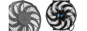 SPAL Axial Motor Fans