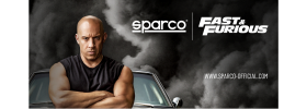 Fast&Furious Sparco