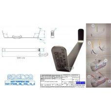 FIA J BRACKET FOR SPARCO HAND-HELD EXTING. COD.014