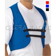 RIB PROTECTION WAISTCOAT MADE FROM SHOCKPROOF FABR