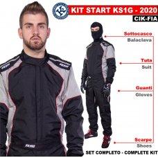 KIT START KS1B 2020 ( CONFIRMED CIK-FIA)