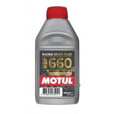BRAKE FLUID MOTUL RBF 660 RACING BRAKE FACTORY LIN