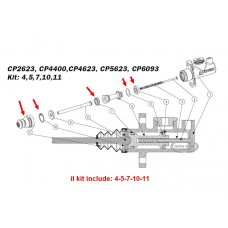 Rep. kit for m. cyl. CP2623, CP4400, CP4623, CP562