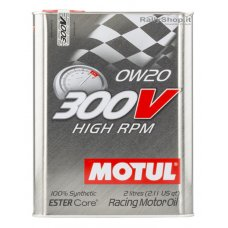 MOTUL 300V COMPETITION 0W20 (BOX 2 LITERS)