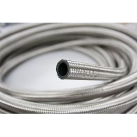 FUEL HOSE RUBBER/STAINLESS PRICE FOR 1 MT