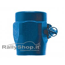 TERMINAL FOR PIPE 200-08 BLUE