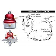 FUELAB PRESSURE REGULATOR (FROM 1.7 BAR TO 6.2 BAR