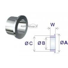 Distancer Ring (ØB 10.00 mm - W 7.0 mm) - Carbon S