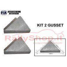KIT GUSSET CRM  medium ( 2 pieces )