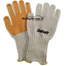 Protective Gloves Sabelt in Kevlar and Cotton