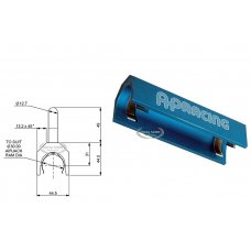 AIRJACK SAFETY STOPS (FOR CP3985-150 / CP3985-150E