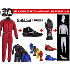 Kit Start Sparco-RSI FIA S5