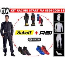 Kit Start Sabelt - RSI S1 - FIA