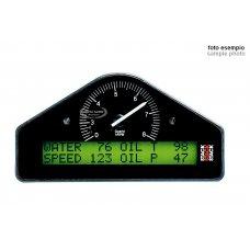 ANALOG DASH DISPLAY RACE 0 - 8000 RPM (COMPLETE)