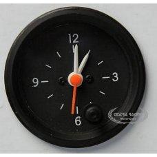 ANALOGICAL CLOCK BLACK