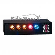 STACK 5 STAGE SEQUENTIAL SHIFT LIGHT MODULE