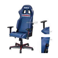 ICON OFFICE CHAIR SPARCO MARTINI RACING