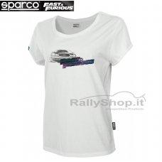 T-Shirts Fast&Furious Lady