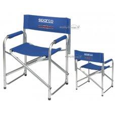 SPARCO PADDOCK SEAT MARTINI RACING