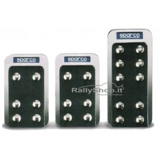 SPARCO RIDER PEDALS