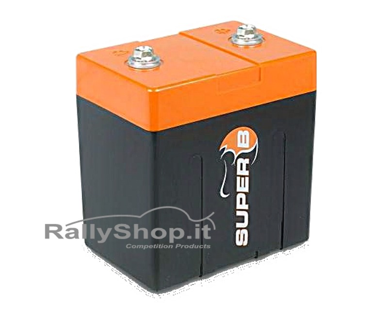 Batteria al Litio SUPER-B SB12V10P-DC 600A (65c)