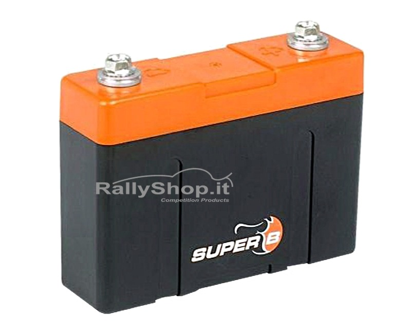 Batteria al Litio SUPER-B SB12V2600P-AC 150A (65C)