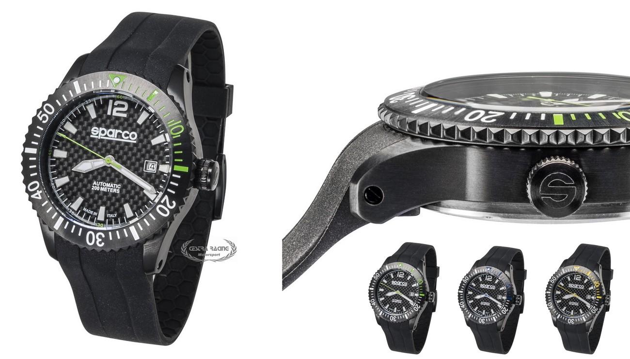 design senza tempo 9d23d faaf9 OROLOGIO SPARCO Automatico 8215 [099042] - 200,00Euro ...