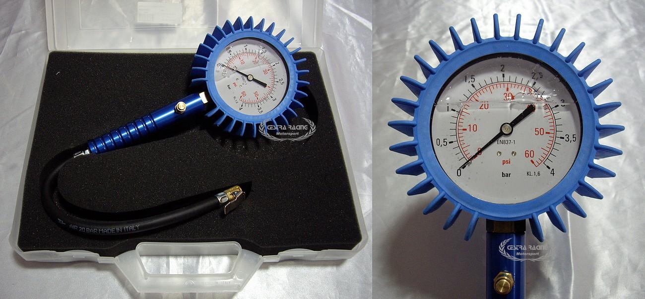 Manometro pressione pneumatici glicerina 04man new - Manometro in bagno di glicerina ...