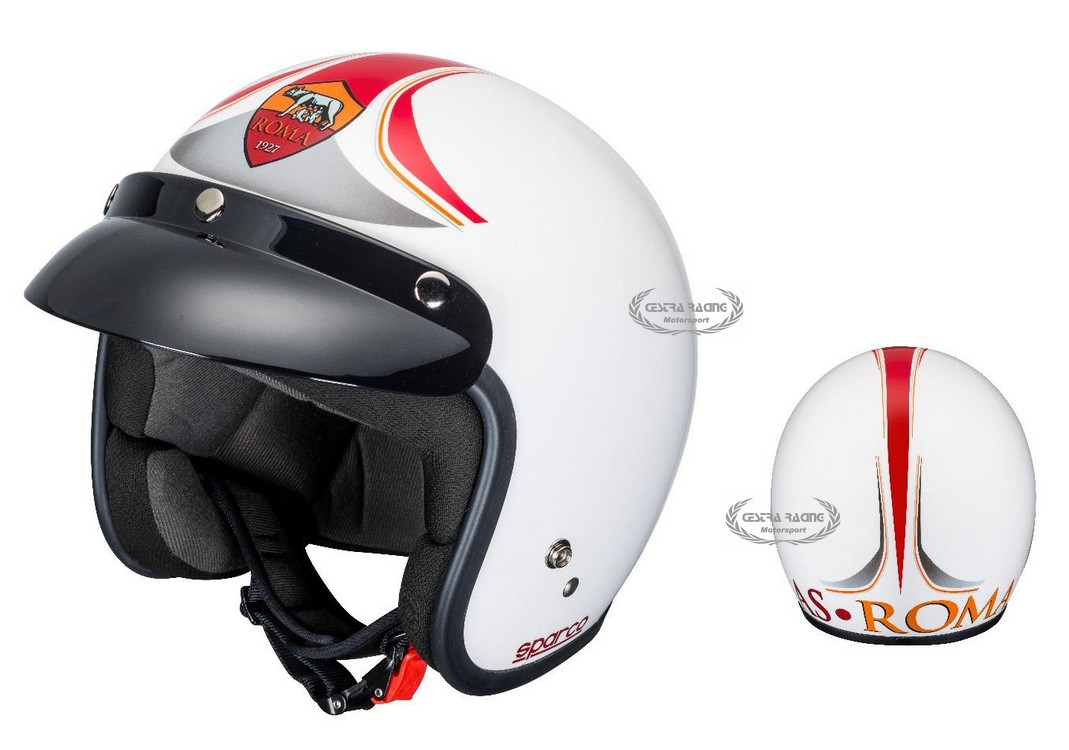 Casco Club J - A.S. Roma