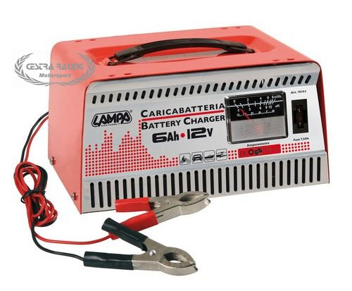 Pro-Charger caricabatteria 12V - 6A