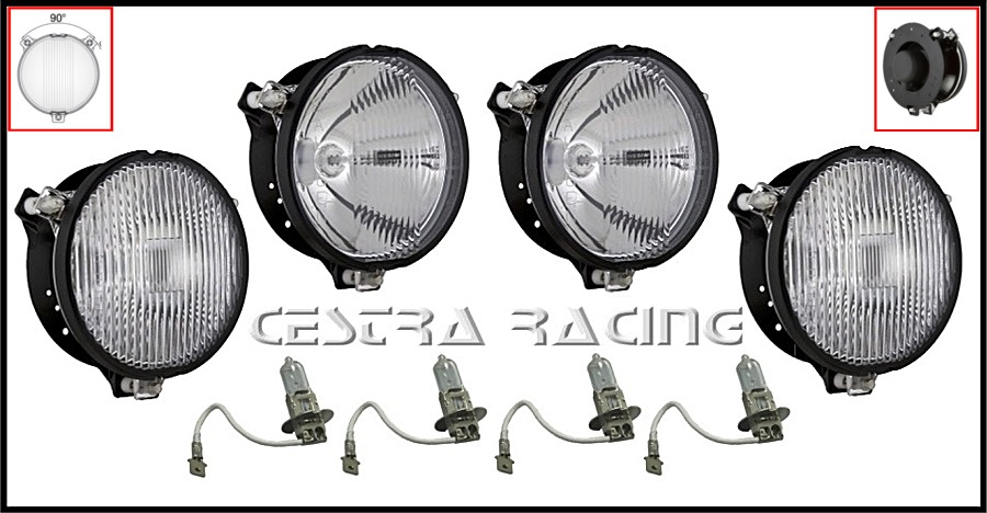 Complete Set WES � 180mm ( compelte kit + bulbs)