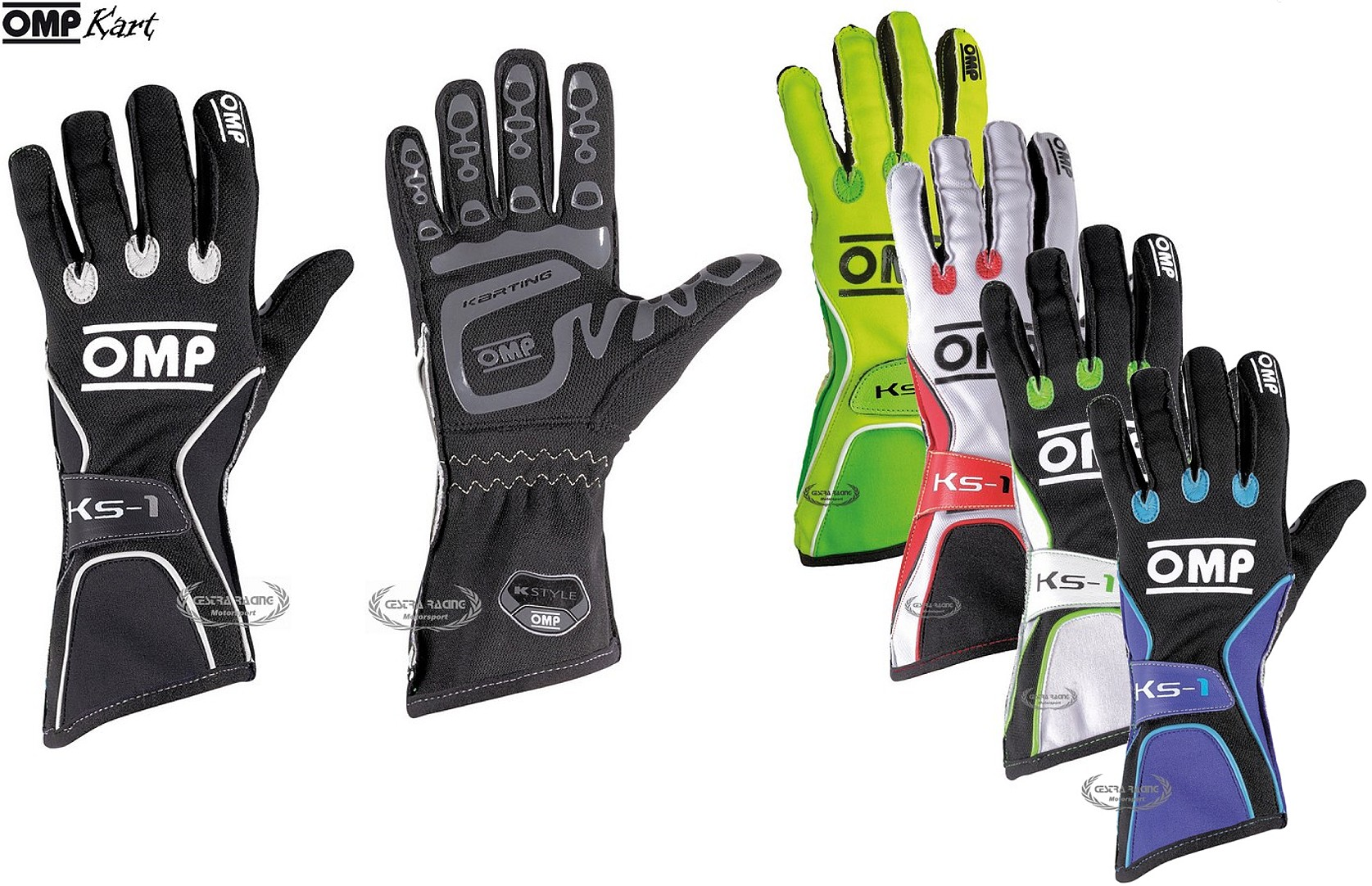 KS-1 Gloves - Taglia L