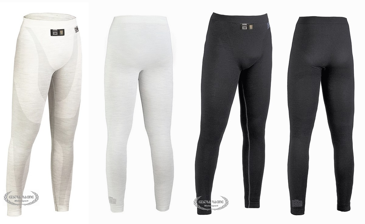 ONE LONG JOHNS pantalone sottotuta - Tg. M/L - Colore ECRU