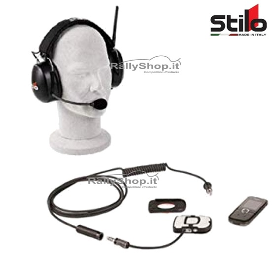 VerbaCom - Wireless communication system - Car to pit Headset