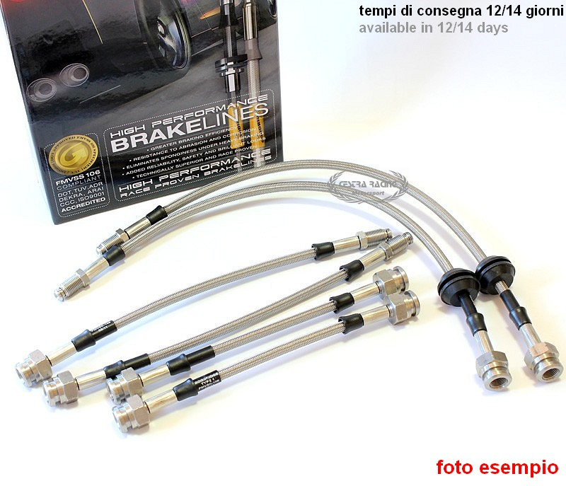 Kit tubi freno Audi A4 1.8 - 3.2 TSI