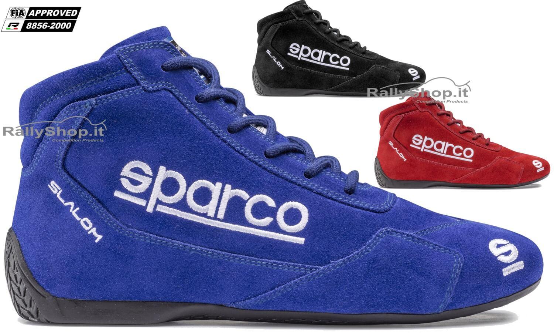 best website 9683f 3a423 SCARPE Fia : RallyShop Italia, Sparco, Omp, Stilo, Sabelt ...