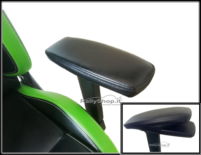 Coppia Cover BRACCIOLI (solo per GRIP/GRIP SKY/ICON)