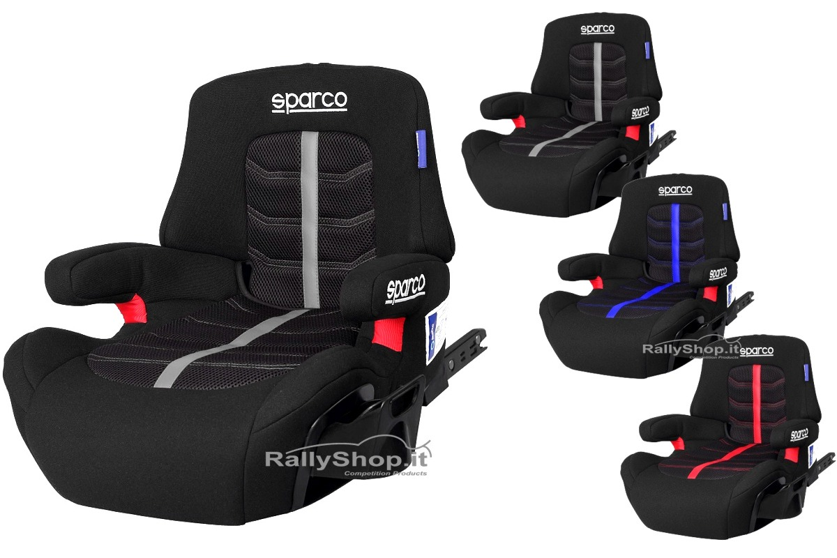 F900I BOOSTER SEAT ISOFIX (22-36 KG)