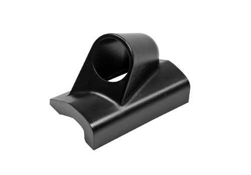 Destro LAMPA-Portastrumenti montante 3 fori - Nero 52 mm
