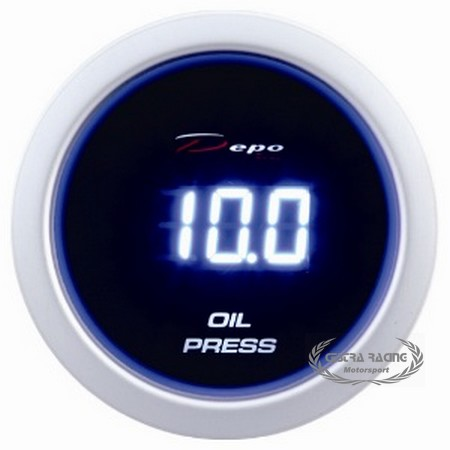 DIGITAL OIL PRESSURE