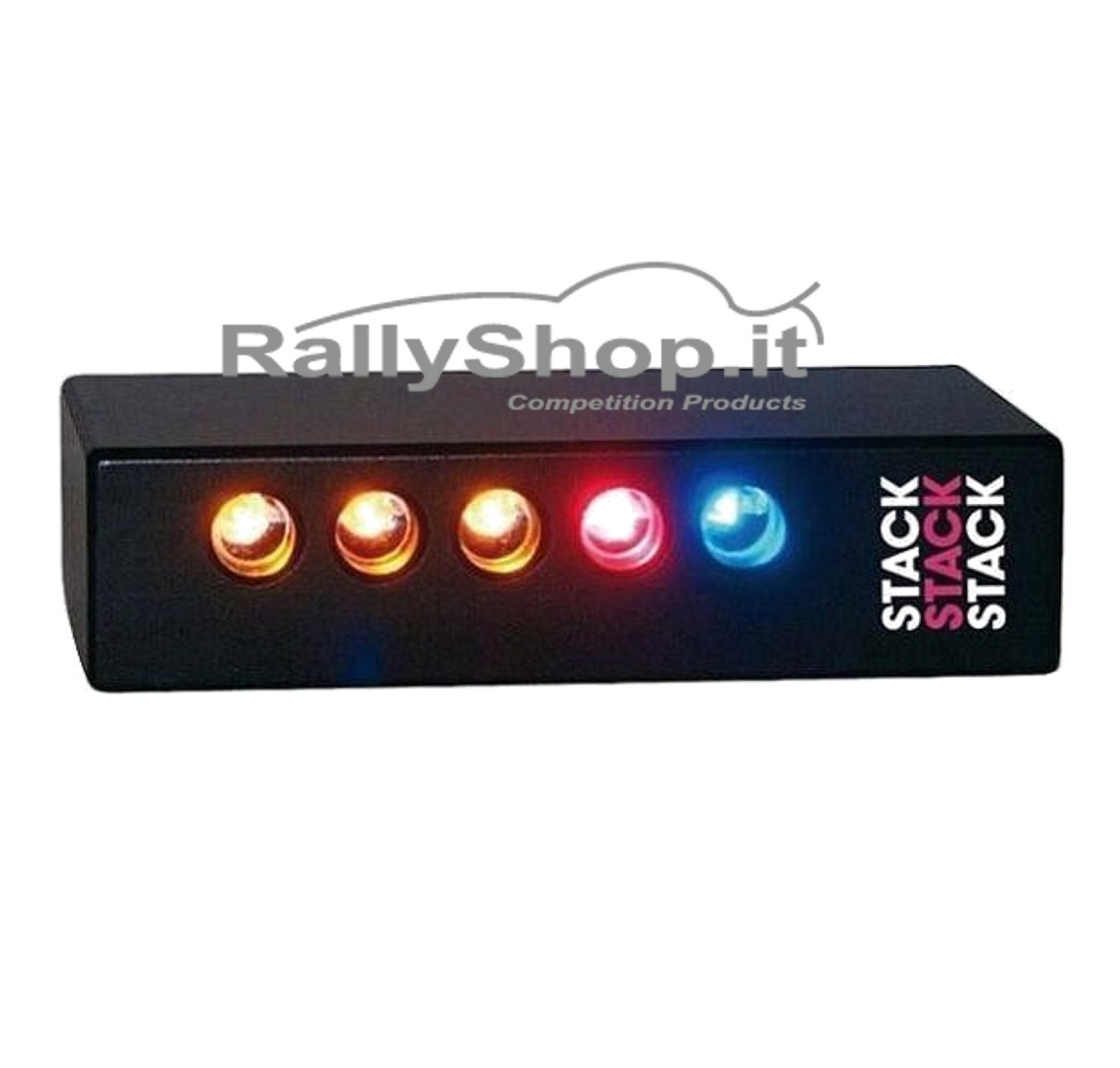 Shift Light sequenziale 5 stadi STACK