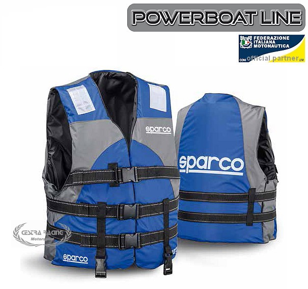 GILET Powerboat