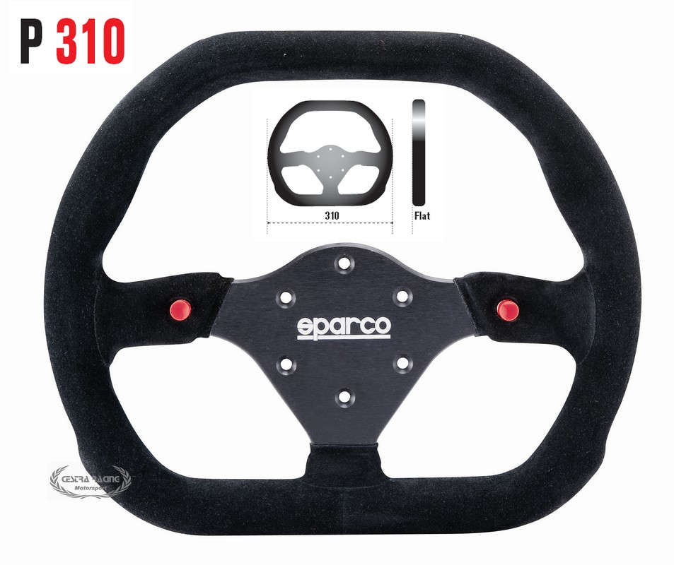 P310 COMPETITION STEERING WHEELS